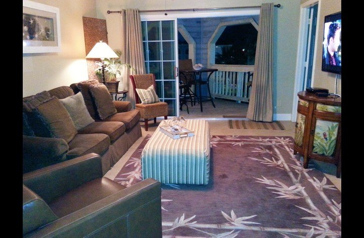 Vacation beach condo in Galveston - spacious
