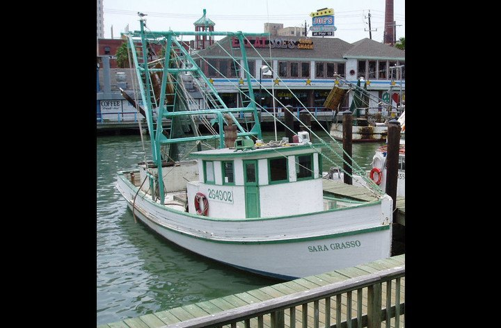 Fishing is a favorite pastime for guests coming to Galveston